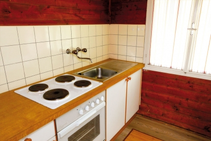 Ferienhäuser Leitner – Küche – Ferienhäuser für Ihren Familienurlaub am Millstätter See in Kärnten