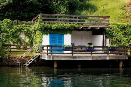 Ferienhäuser Leitner – Steg – Ferienhäuser für Ihren Familienurlaub am Millstätter See in Kärnten