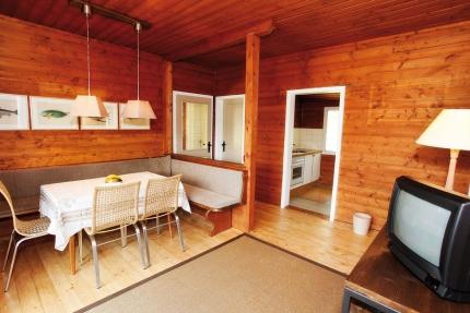 Ferienhäuser Leitner – Wohnbereich – Ferienhäuser für Ihren Familienurlaub am Millstätter See in Kärnten