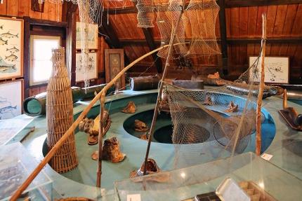 1. Kärntner Fischereimuseum – Urlaub am Millstätter See – Seevilla Cattina – Urlaub im Appartement