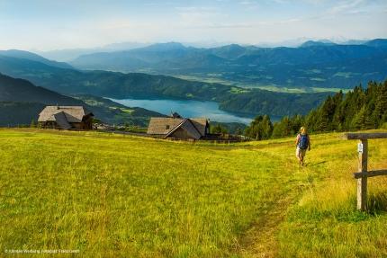 Wandern in Kärnten am Millstätter See – Seevilla Cattina – Urlaub im Appartement am Millstätter See