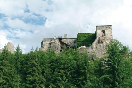 Burg Sommeregg – Urlaub im Appartement – Seevilla Cattina am Millstätter Se