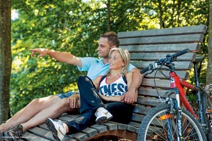 Radfahren in Kärnten am Millstätter See – Seevilla Cattina – Urlaub im Appartement am Millstätter See in Kärnten