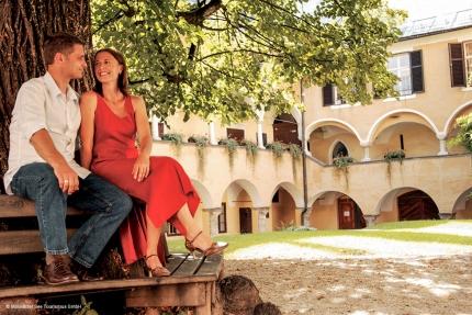 Stift Millstatt in Kärnten am Millstätter See – Seevilla Cattina – Urlaub im Appartement am Millstätter See in Kärnten
