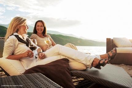 Urlaub in Kärnten am Millstätter See – Seevilla Cattina – Urlaub im Appartement am Millstätter See in Kärnten
