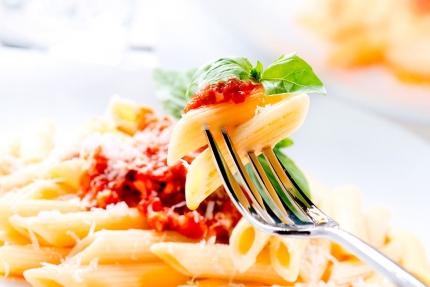 Pasta – Halbpension im Schwesterhotel Hotel ROYAL X – Seevilla Cattina – Urlaub im Appartement am Millstätter See
