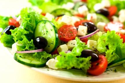 Salat – Halbpension im Schwesterhotel Hotel ROYAL X – Seevilla Cattina – Urlaub im Appartement am Millstätter See