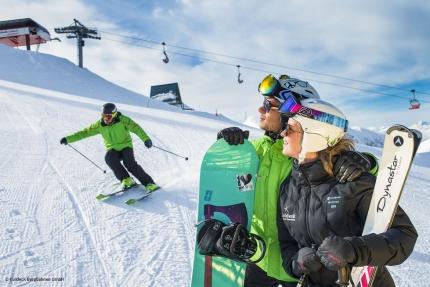 Skifahren am Millstätter See – Appartements am Millstätter See – Seevilla Cattina
