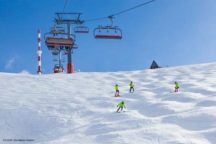Skigebiet Sportberg Goldeck – Appartements am Millstätter See – Seevilla Cattina