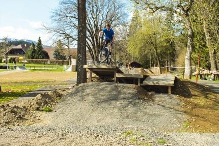 Bikepark Seeboden – Urlaub am Millstätter See – Seevilla Cattina Appartements direkt am See