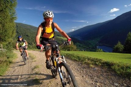 Mountainbiken am Millstätter See – Seevilla Cattina – Appartements am Millstätter See