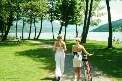 Radfahren am Millstätter See – Seevilla Cattina – Appartements am Millstätter See