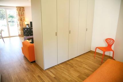 Zusätzliche Schlafmöglichkeit Appartement Seerose – Seevilla Cattina – Appartements direkt am Millstätter See in Kärnten